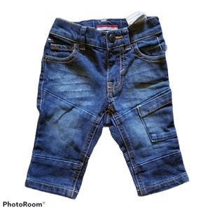 TOMMY HILFIGER Baby Jeans (Size 3-6 Months)